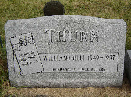 THURN, WILLIAM (BILL) - Clayton County, Iowa | WILLIAM (BILL) THURN