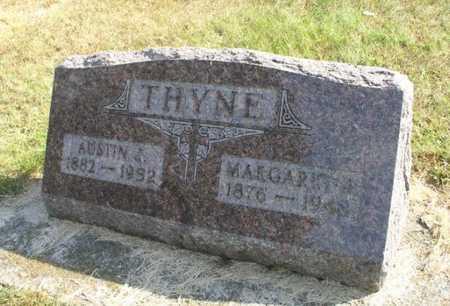 O'BRIEN MARGARET, THYNE - Clayton County, Iowa | THYNE O'BRIEN MARGARET