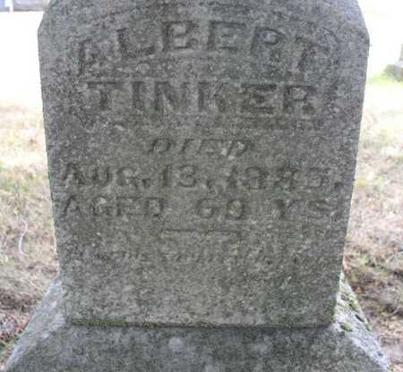 TINKER, ALBERT - Clayton County, Iowa | ALBERT TINKER