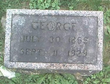 TROESTER, GEORGE - Clayton County, Iowa | GEORGE TROESTER