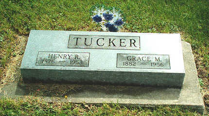 TUCKER, HENRY RUTHERFORD - Clayton County, Iowa | HENRY RUTHERFORD TUCKER