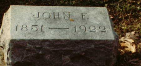 TUECKE, JOHN - Clayton County, Iowa | JOHN TUECKE