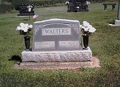 WALTERS, MARGARET JEAN - Clayton County, Iowa | MARGARET JEAN WALTERS