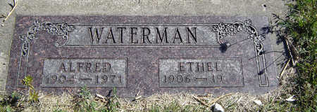 WATERMAN, ETHEL - Clayton County, Iowa | ETHEL WATERMAN