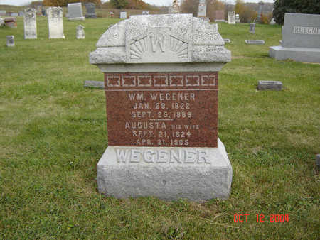 WEGENER, WILLIAM - Clayton County, Iowa | WILLIAM WEGENER
