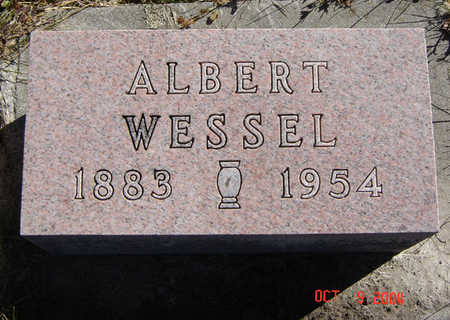 WESSEL, ALBERT - Clayton County, Iowa | ALBERT WESSEL