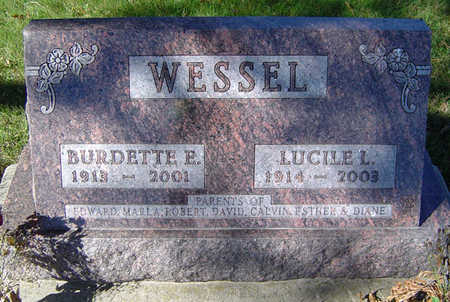 WESSEL, LUCILE L. - Clayton County, Iowa | LUCILE L. WESSEL