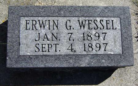 WESSEL, ERWIN G. - Clayton County, Iowa | ERWIN G. WESSEL