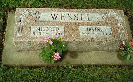 WESSEL, MILDRED MAE - Clayton County, Iowa | MILDRED MAE WESSEL