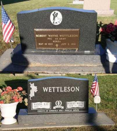 WETTLESON, ROBERT - Clayton County, Iowa | ROBERT WETTLESON