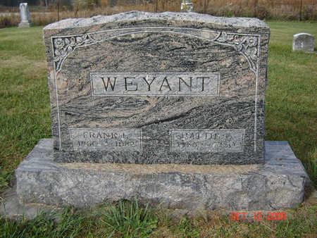 WEYANT, FRANK L. - Clayton County, Iowa | FRANK L. WEYANT