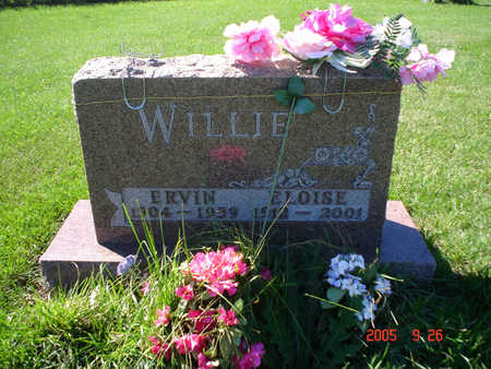 WILLIE, ERVIN - Clayton County, Iowa | ERVIN WILLIE