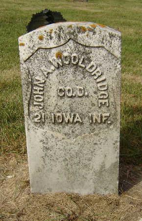 WOOLDRIDGE, JOHN A. - Clayton County, Iowa | JOHN A. WOOLDRIDGE