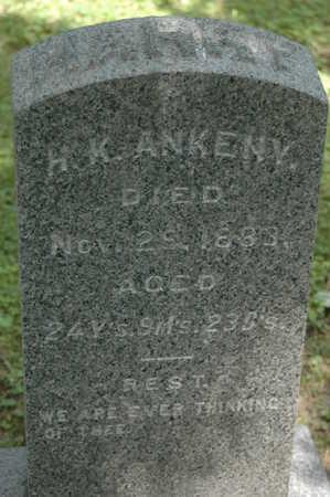 ANKENY, HARRY K. - Clinton County, Iowa | HARRY K. ANKENY