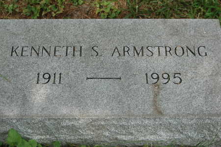 ARMSTRONG, KENNETH S. - Clinton County, Iowa | KENNETH S. ARMSTRONG