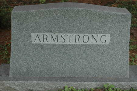 ARMSTRONG, MEMORIAL - Clinton County, Iowa | MEMORIAL ARMSTRONG