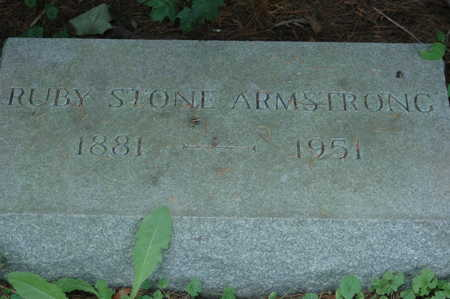ARMSTRONG, RUBY - Clinton County, Iowa | RUBY ARMSTRONG