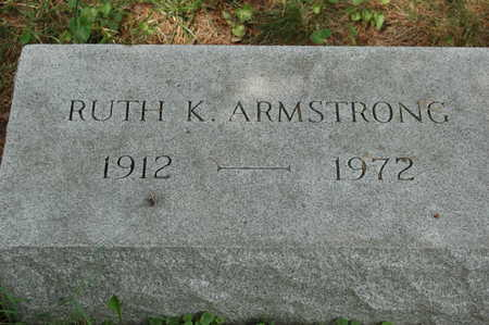 ARMSTRONG, RUTH K. - Clinton County, Iowa | RUTH K. ARMSTRONG