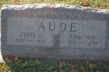 AUDE, CHRIS J. - Clinton County, Iowa | CHRIS J. AUDE
