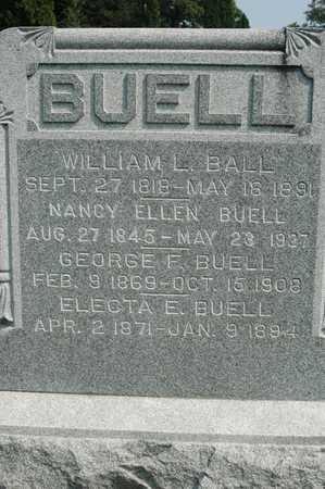 BALL, WILLIAM L. - Clinton County, Iowa | WILLIAM L. BALL