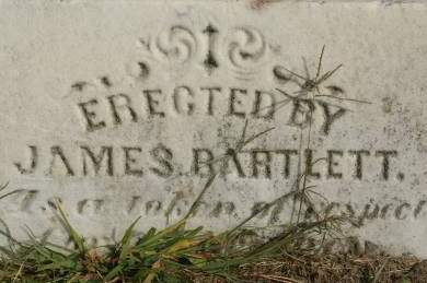 BARTLETT, JAMES - Clinton County, Iowa   JAMES BARTLETT