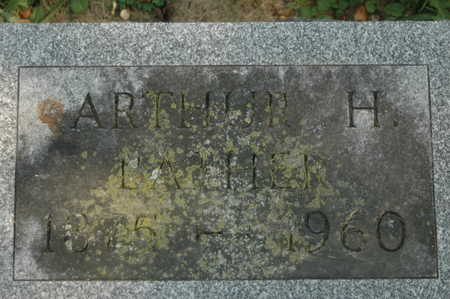 BATHER, ARTHUR H. - Clinton County, Iowa | ARTHUR H. BATHER