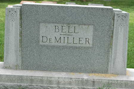 BELL-DEMILLER, FAMILY - Clinton County, Iowa | FAMILY BELL-DEMILLER