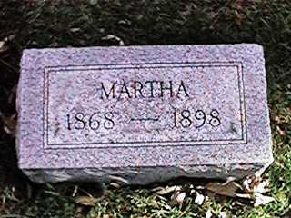 BERGENDAHL, MARTHA - Clinton County, Iowa | MARTHA BERGENDAHL