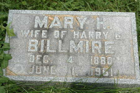 BILLMIRE, MARY - Clinton County, Iowa | MARY BILLMIRE