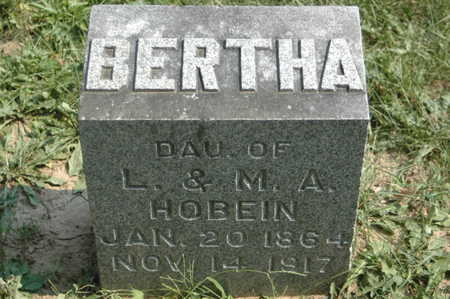BOCKEL, BERTHA - Clinton County, Iowa | BERTHA BOCKEL