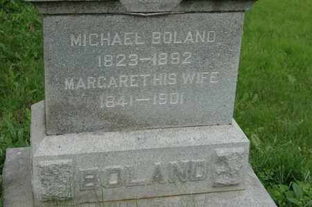 BOLAND, MICHAEL - Clinton County, Iowa | MICHAEL BOLAND