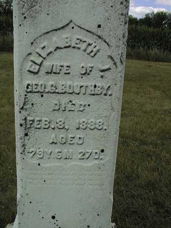 BOOTHBY, ELIZABETH J. - Clinton County, Iowa | ELIZABETH J. BOOTHBY