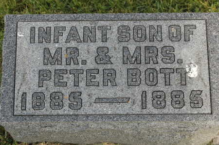 BOTT, INFANT - Clinton County, Iowa | INFANT BOTT