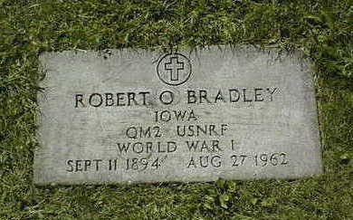 BRADLEY, ROBERT O. - Clinton County, Iowa | ROBERT O. BRADLEY