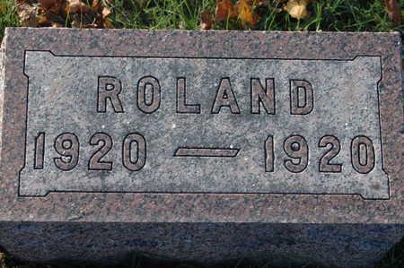 BRANDENBURG, ROLAND - Clinton County, Iowa | ROLAND BRANDENBURG