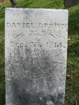 BROWN, DANIEL - Clinton County, Iowa | DANIEL BROWN