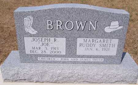 BROWN, JOE - Clinton County, Iowa | JOE BROWN