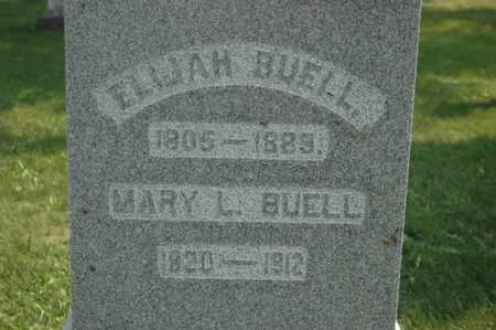 BUELL, MARY LOUISE - Clinton County, Iowa | MARY LOUISE BUELL