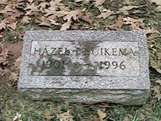 BUIKEMA, HAZEL - Clinton County, Iowa | HAZEL BUIKEMA