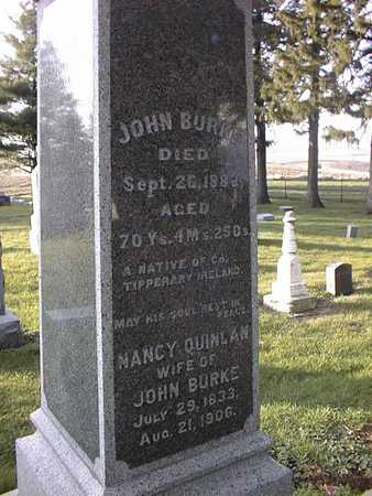 BURKE, NANCY - Clinton County, Iowa | NANCY BURKE
