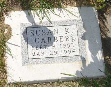 CARBER, SUSAN K. - Clinton County, Iowa | SUSAN K. CARBER