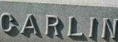 CARLIN, FAMILY MONUMENT - Clinton County, Iowa   FAMILY MONUMENT CARLIN
