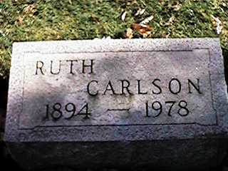 CARLSON, RUTH - Clinton County, Iowa | RUTH CARLSON