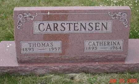 CARSTENSEN, THOMAS - Clinton County, Iowa | THOMAS CARSTENSEN