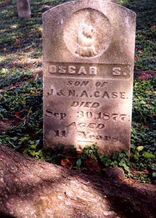 CASE, OSCAR S. - Clinton County, Iowa   OSCAR S. CASE