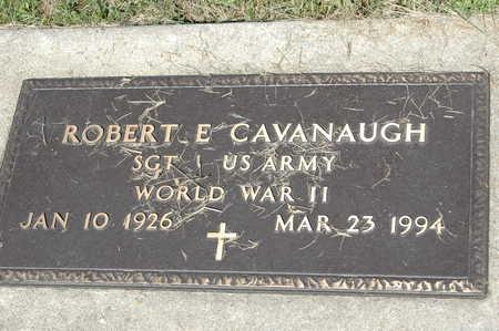 CAVANAUGH, ROBERT EUGENE - Clinton County, Iowa | ROBERT EUGENE CAVANAUGH