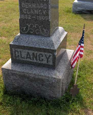 CLANCY, BERNARD - Clinton County, Iowa | BERNARD CLANCY