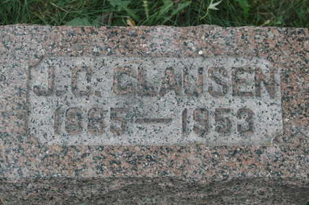CLAUSEN, J. C. - Clinton County, Iowa | J. C. CLAUSEN