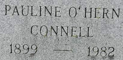 CONNELL, PAULINE - Clinton County, Iowa | PAULINE CONNELL