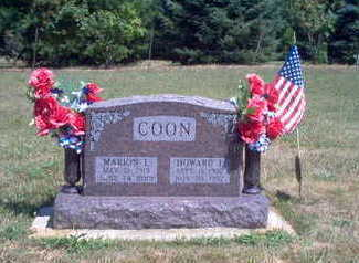 COON, MARION AND HOWARD - Clinton County, Iowa | MARION AND HOWARD COON